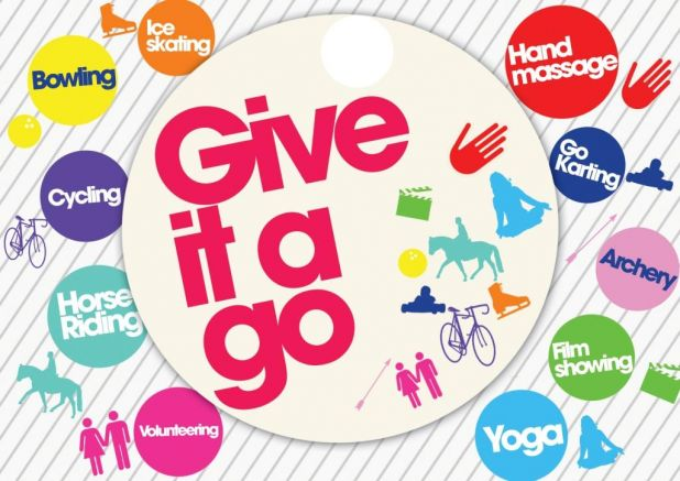 Give It A Go Activities